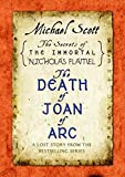 The Death of Joan of Arc by Michael Scott front cover