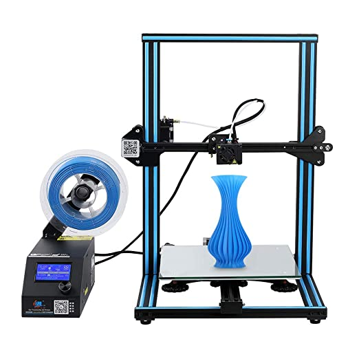 20 opinioni per Comgrow Original Creality 3D CR-10S 3D Printer 300 * 300 * 400mm Formato di