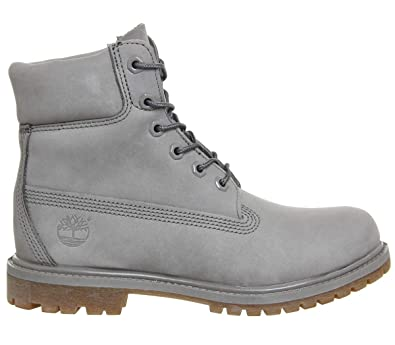 0573b8f8889509 Timberland 6 In Premium Waterproof Damen Stiefel  Timberland  Amazon ...
