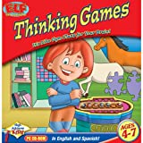 Early Learning Fun: Thinking Games
