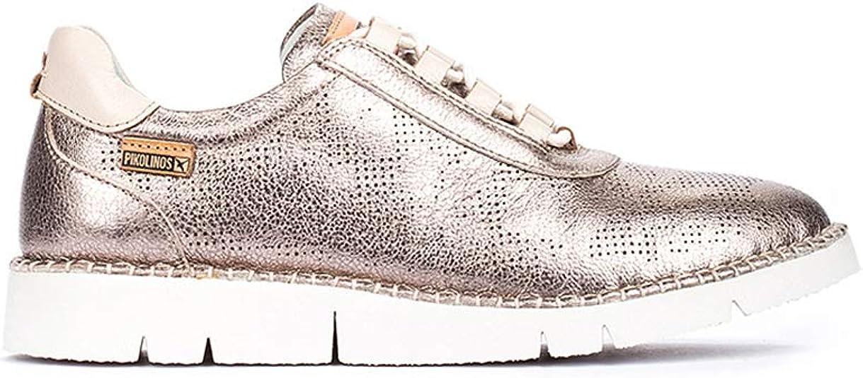 Pikolinos Leather Sneakers Vera W4L