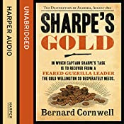 Sharpe's Gold: The Destruction of Almeida, August 1810: The Sharpe Series, Book 9 | Bernard Cornwell