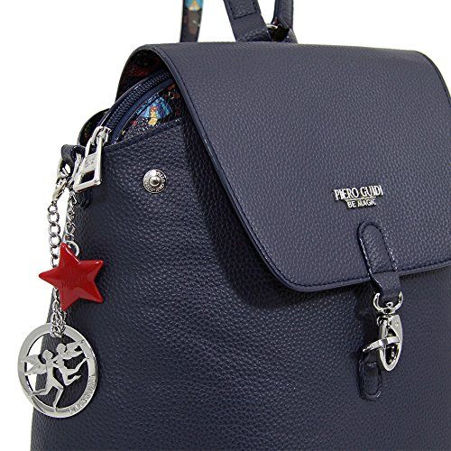 Piero Guidi zaino donna Magic Circus Be Magic Reversibile blu - 215723089.16