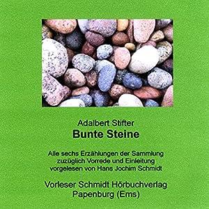 Bunte Steine Hörbuch