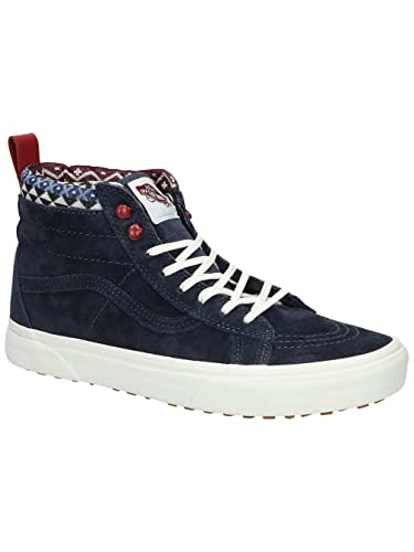 be9f2e88aa Image Unavailable. Image not available for. Color  Vans Womens SK8-Hi MTE  Parisian Night Blanc ...
