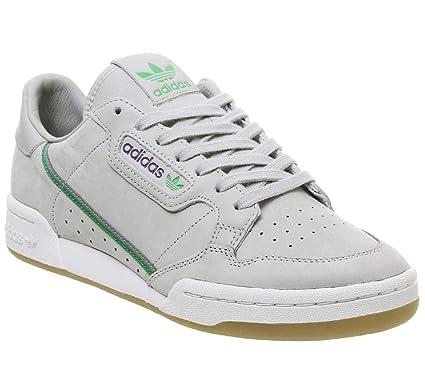 Adidas Originals X Tfl Continental 80 Niño Zapatillas Gris