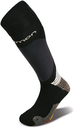 SALOMON Socken X Max, blackwhite, Gr. S 36 38: