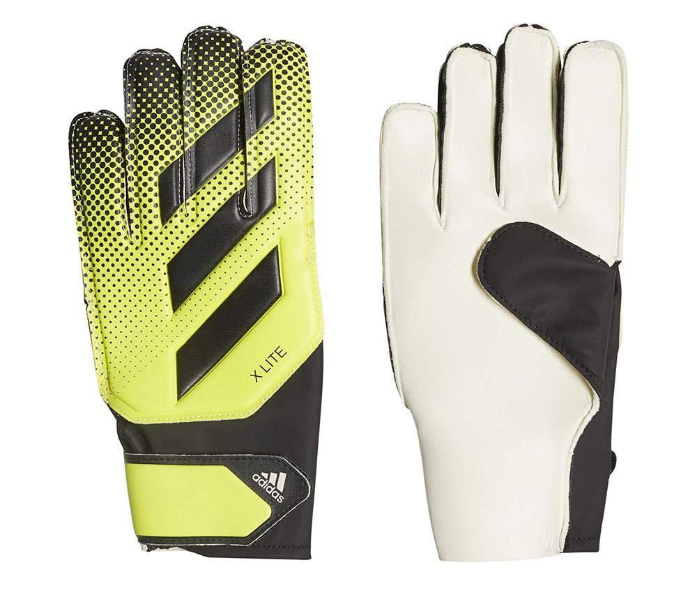 adidas Gloves Goalkeeper Football X Lite Young Pro Logo Soccer Keeper CW5612