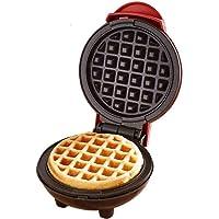 Oriental elife Mini Waffle Maker Machine Suitable for Single Waffle, Paninis, Potato Pancake and Other Mini Waffle…