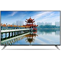 Aisen 139 cm (55 Inches) 4K Ultra HD Smart LED TV A55UDS973 (Black) (2019 Model)