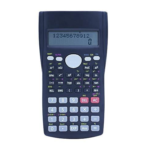 Amazon.com: Calculadora, contador de Hi-Tec – Calculadora ...