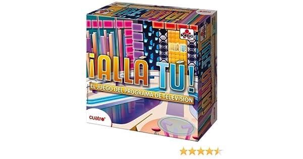 Educa Borrás 15056 - ¡Alla Tu!: Amazon.es: Juguetes y juegos