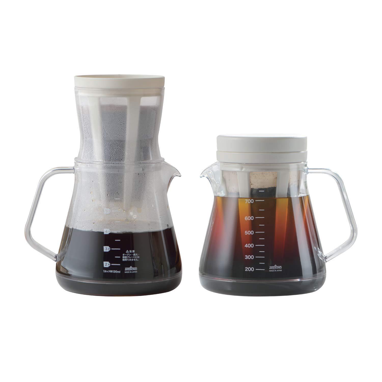 Duet Drip Brew & Cold Brew Multipurpose Coffee Maker - Make Drip Coffee or Cold Brew