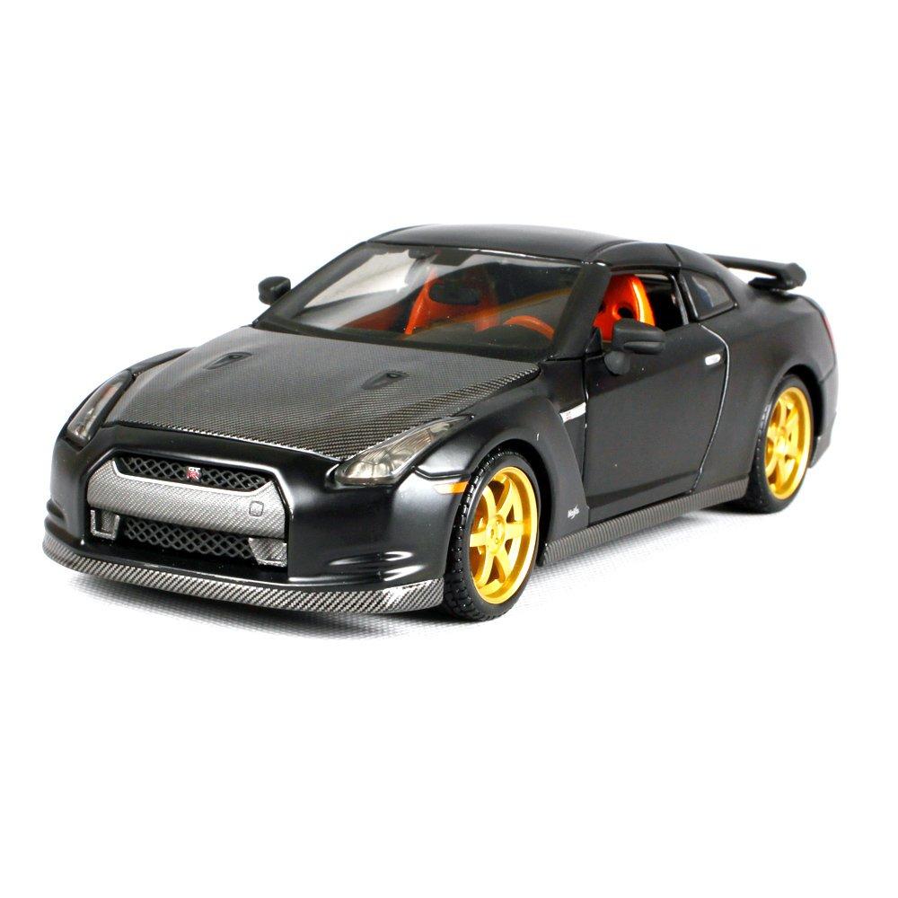 Penao Nissan GTR 6-Türige Simulation Geändert Legierung Automodell Auto Modell Auto Verzierungen, Verhältnis 01:24