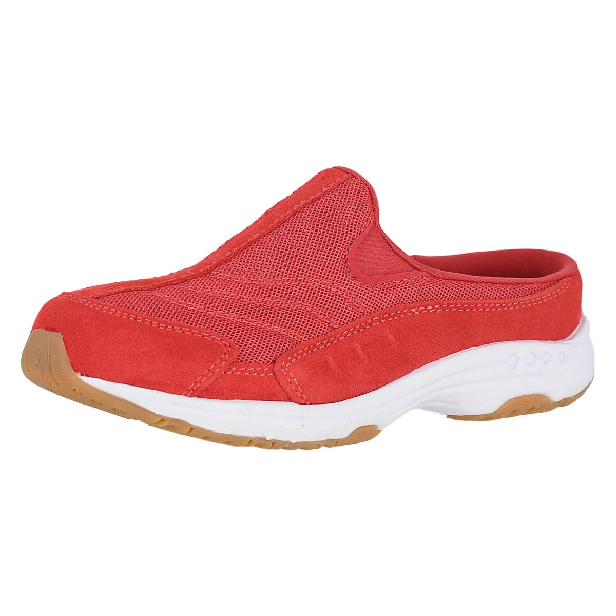 Easy Spirit Travel Time Women's Slip On 7.5 B(M) US Red