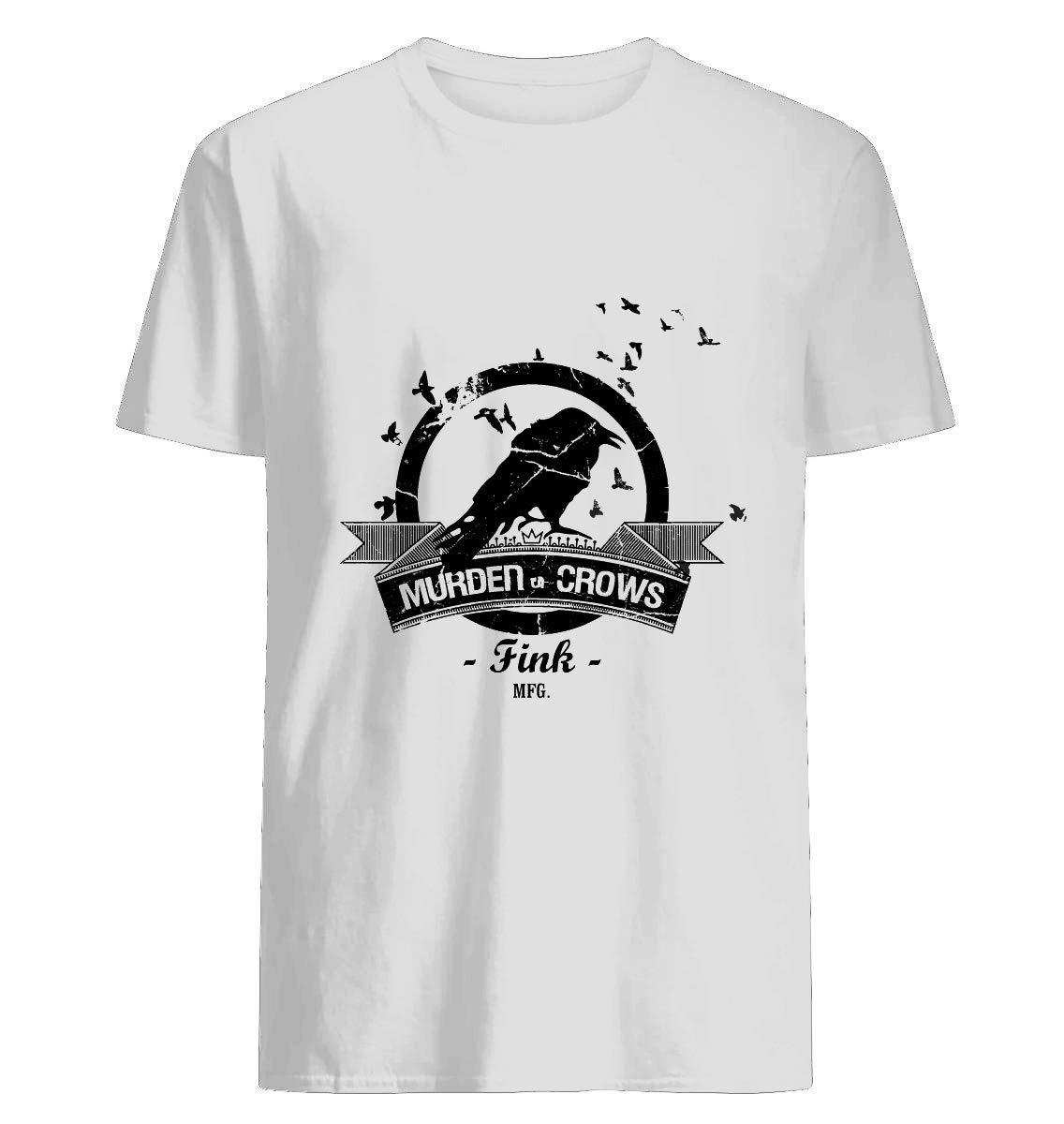 Bioshock Infinite Murder Of Crows Vigor Shirt T Shirt For Unisex