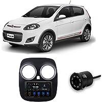 Central Multimídia Fiat Palio 2012 a 2016 Full Touch 7 Polegadas Espelhamento iOS Android USB BT + Câmera de Ré