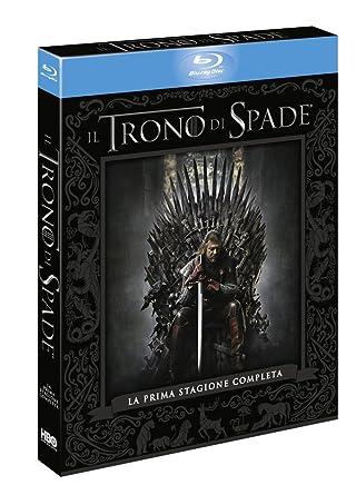 Il trono di spade Stagione 01 [Italia] [Blu-ray]: Amazon.es: varie ...