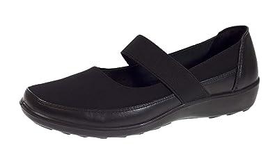 db87dcaaf13fc Lora Dora Womens Memory Foam Stretch Work Shoes