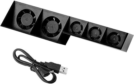 Ordenador portátil Notebook USB Ventilador de refrigeración 5 CPU ...