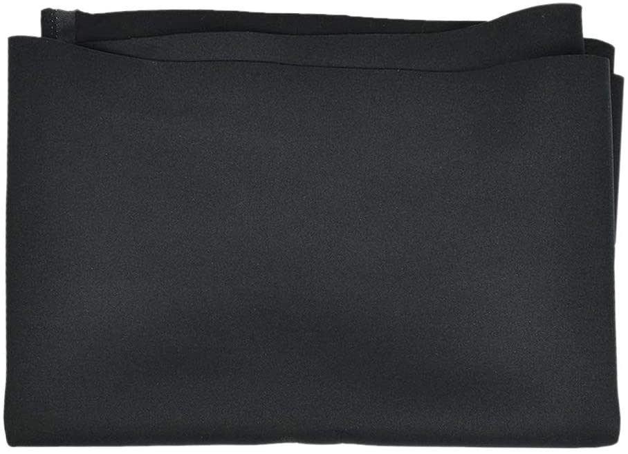 Lychee 2.5mm Black Neoprene Fabric Waterproof Wetsuit Fabric Stretch