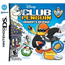 Club Penguin Elite Penguin Force: Herbert's Revenge - Nintendo DS Standard Edition