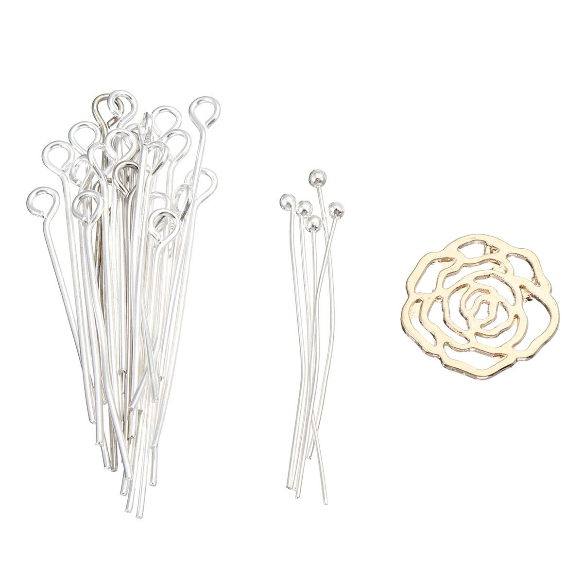 Jeteven Jewellery Making Kit Jewellery Finding Kit for DIY Your Earrings