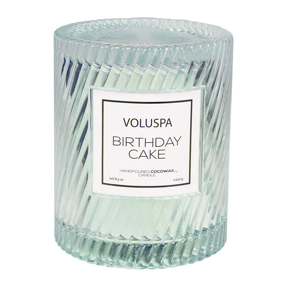 Voluspa Macarons Icon Candle - Birthday Cake - 240g