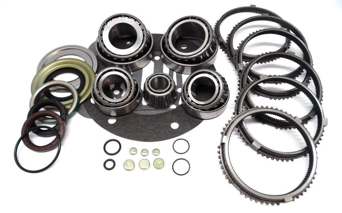 ZF S5-42 TRANSMISSION REBUILD KIT with SYNCHROS