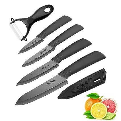Compra Cadrim Cuchillos Chef, Cuchillos de Cocina de ...