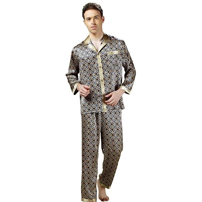 VB SEER - Pijama - para hombre Azul azul