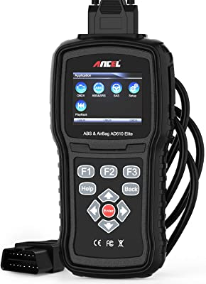 ANCEL AD610 Elite OBDII Scanner