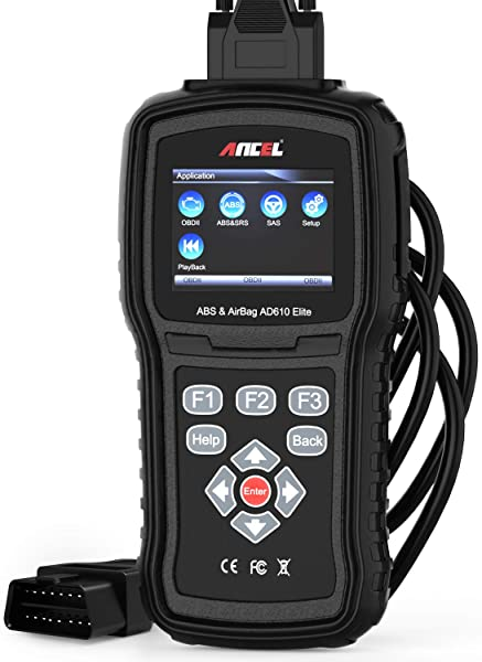 ANCEL AD610 Bi-directional Scan Tool