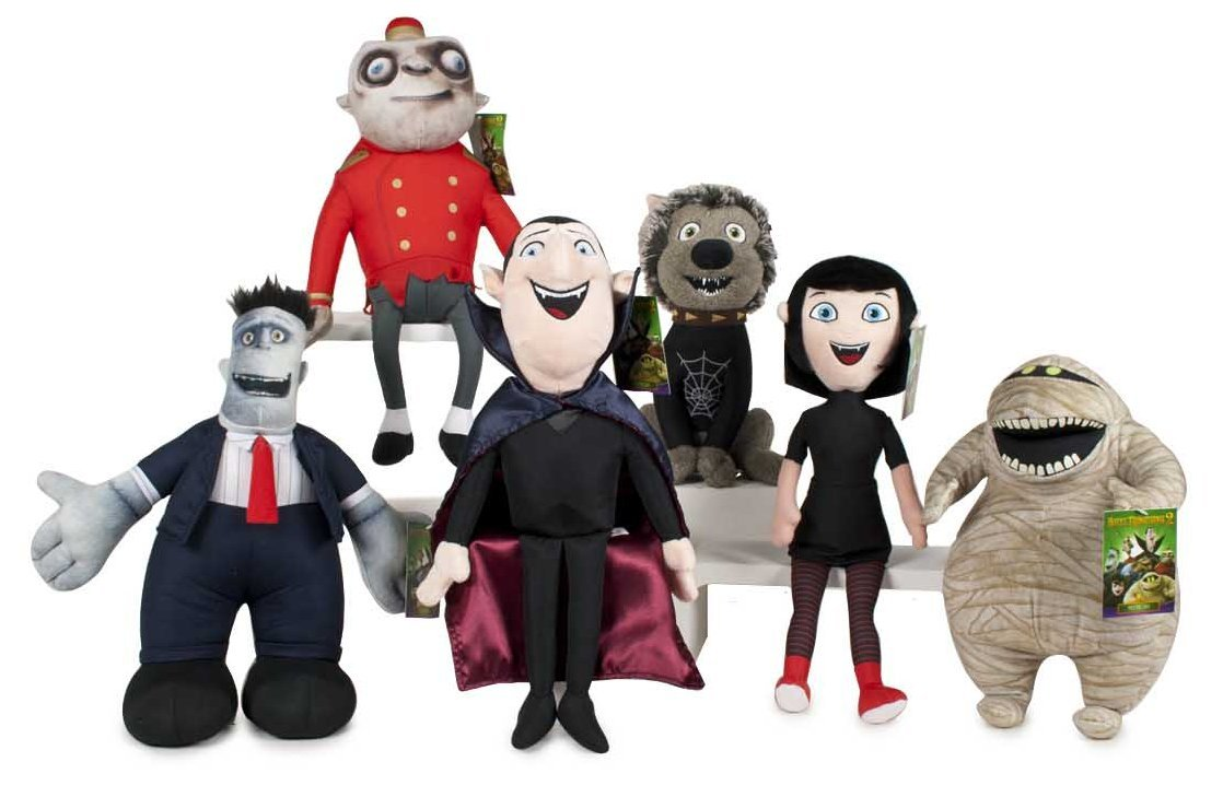 Amazon.com: HOTEL TRANSYLVANIA - Plush Toy character