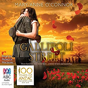 Gallipoli Street Audiobook