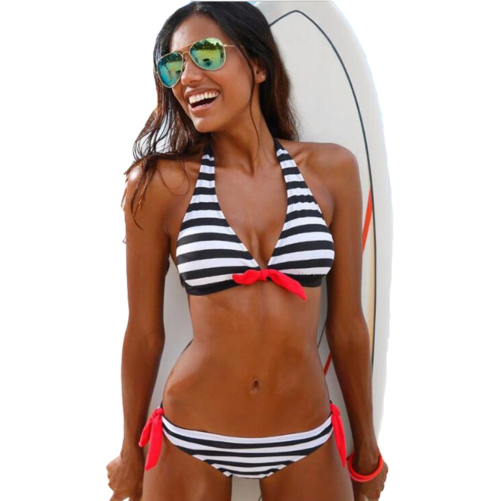ec060cefe6172 Material: Nylon and Polyester fiber,With a chest pad. Suggestion  Size:S(US0-2) M(US2-4 ) L(US4-6 ) XL(US6-8)2XL(US 8-10) The swimwear is  Suitable for swim ...