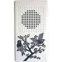 Campainha Eletrônica Som de Pássaros 110V - DNI 6340