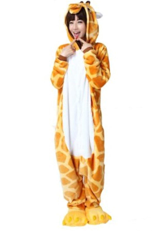 FashionFits Unisex Pajama Costume Cosplay Party Jumpsuit Pyjama Onesie Honeystore