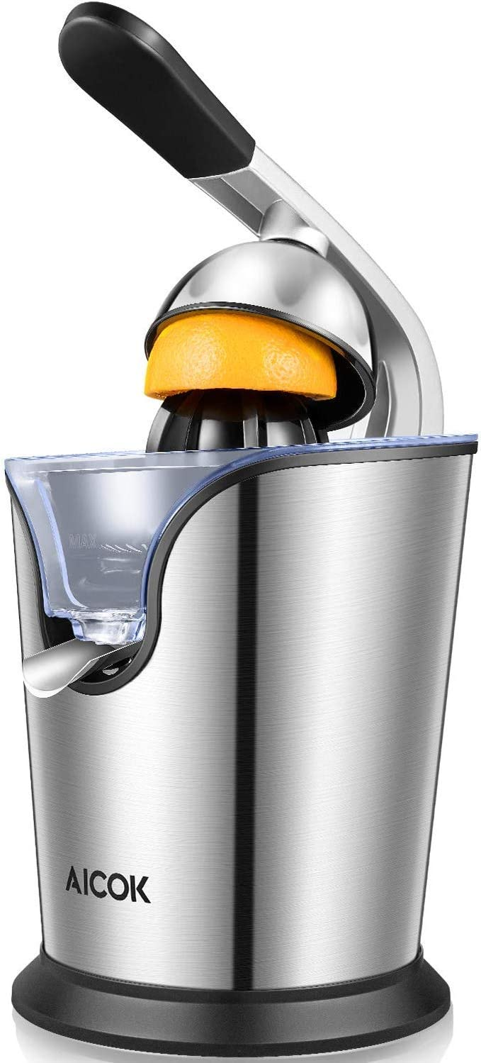 AICOK Electric Stainless Steel Citrus