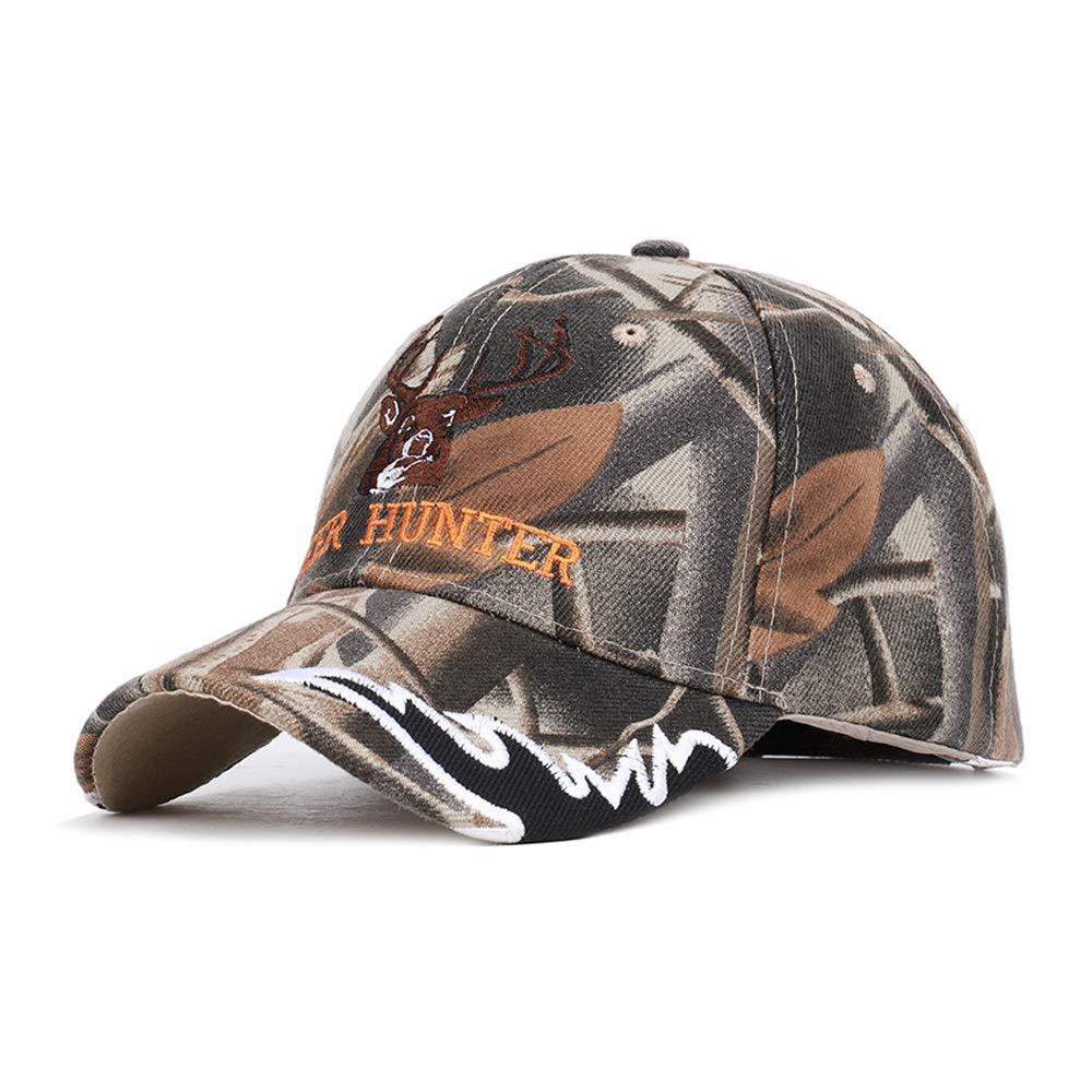 Wxtreme Deer Hombre Gorras Camuflaje Caza Hombres Gorra de béisbol ...