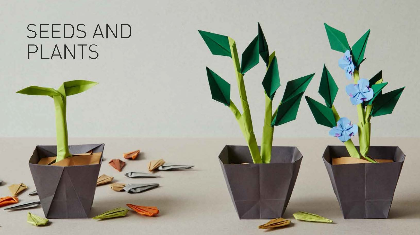 Perfectly Mindful Origami The Origami Garden Mark Bolitho Brent