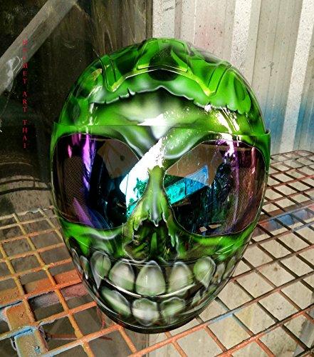Custom Painted Helmets - 2