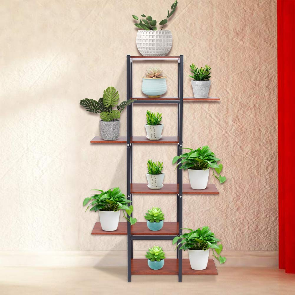Support /à plantes support /à fleurs multi-couches pour livre de plantes