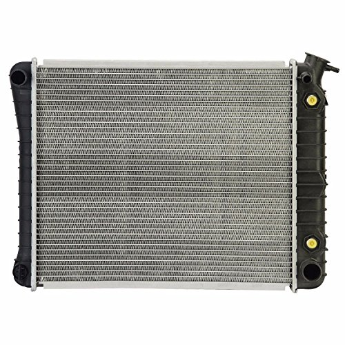 SCITOO New 0954 Aluminum Radiator fit for Chevrolet C10 C20 G10 G20 G30