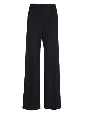 Dolce & Gabbana Mujer Ftazvtfubajn0000 Negro Lana Pantalón: Amazon.es: Ropa y accesorios