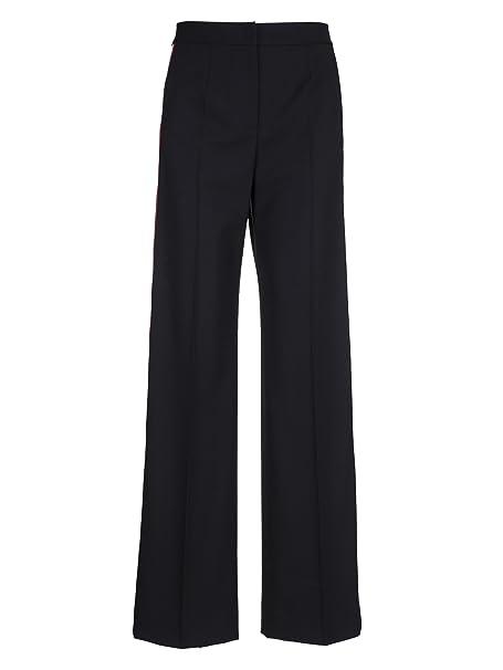 Dolce & Gabbana Mujer Ftazvtfubajn0000 Negro Lana Pantalón