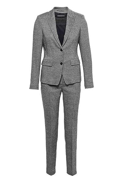 verkauft echt kaufen Großhandelspreis 2019 Drykorn Damen Anzug Hosenanzug O-GREENFOR, Farbe: Grau ...