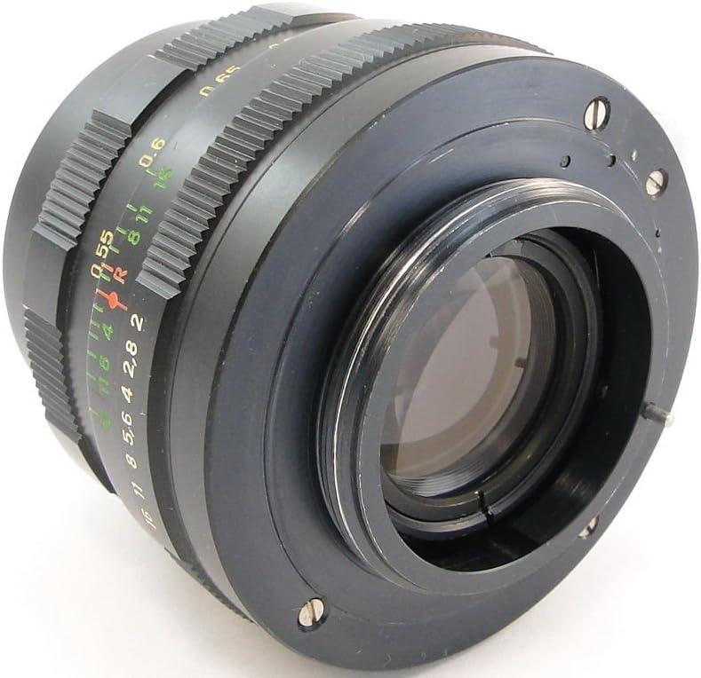 Adapter Micro 4//3 MFT Mount Olympus Panasonic Lumix New HELIOS 44m-4 2//58 Russian USSR Lens