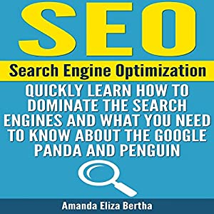 SEO: Search Engine Optimization Audiobook