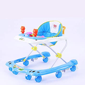 MEILA Andador Infantil Círculo Bebé Infantil Empuje La Mano ...